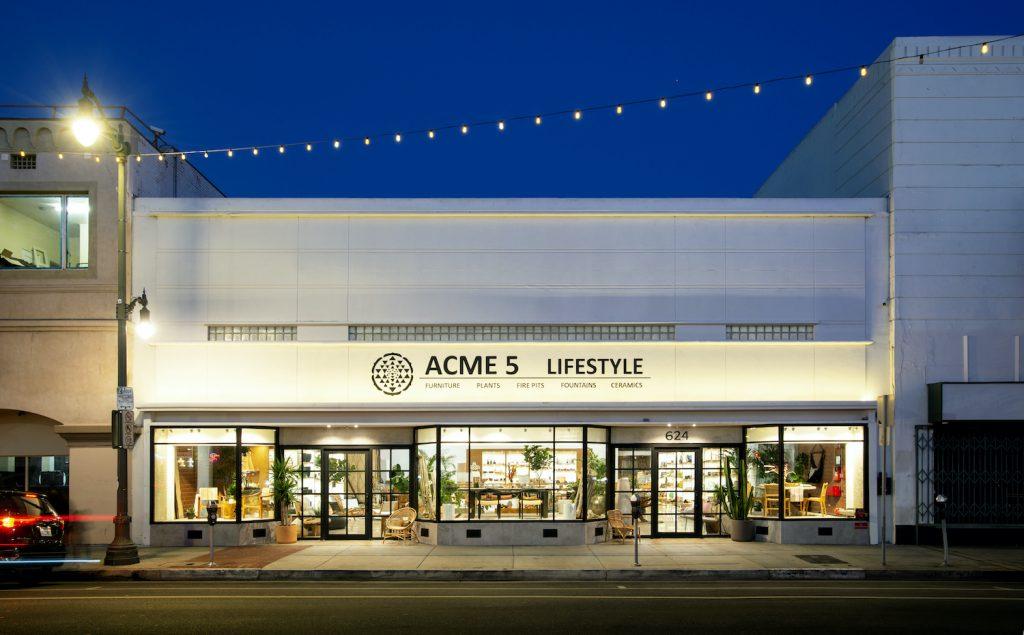 ACME 5, San Pedro